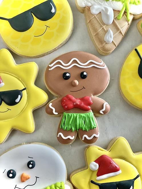 Hula Gingerbread