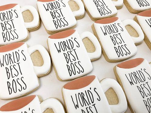 Boss Day-Cinnamon Roll Flavor