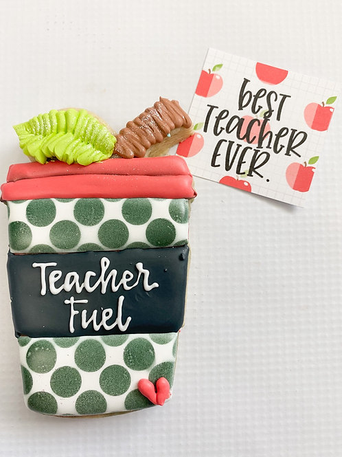 Teacher Fuel - Vanilla