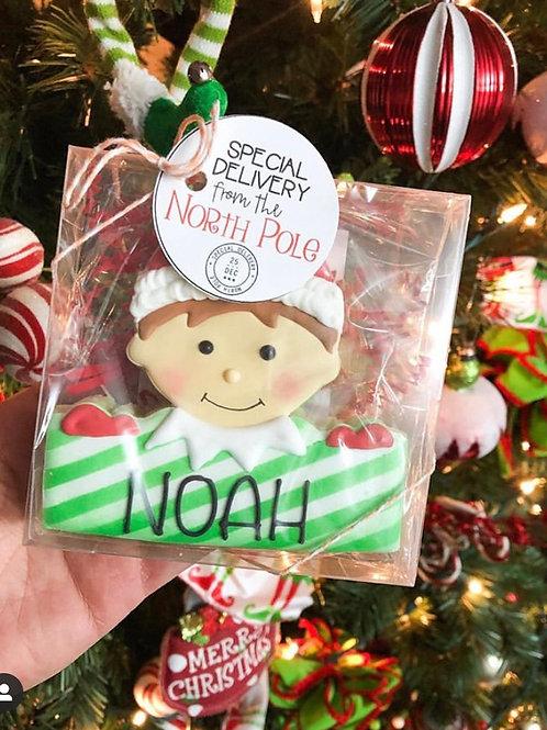 Elf on the Shelf- Custom Name