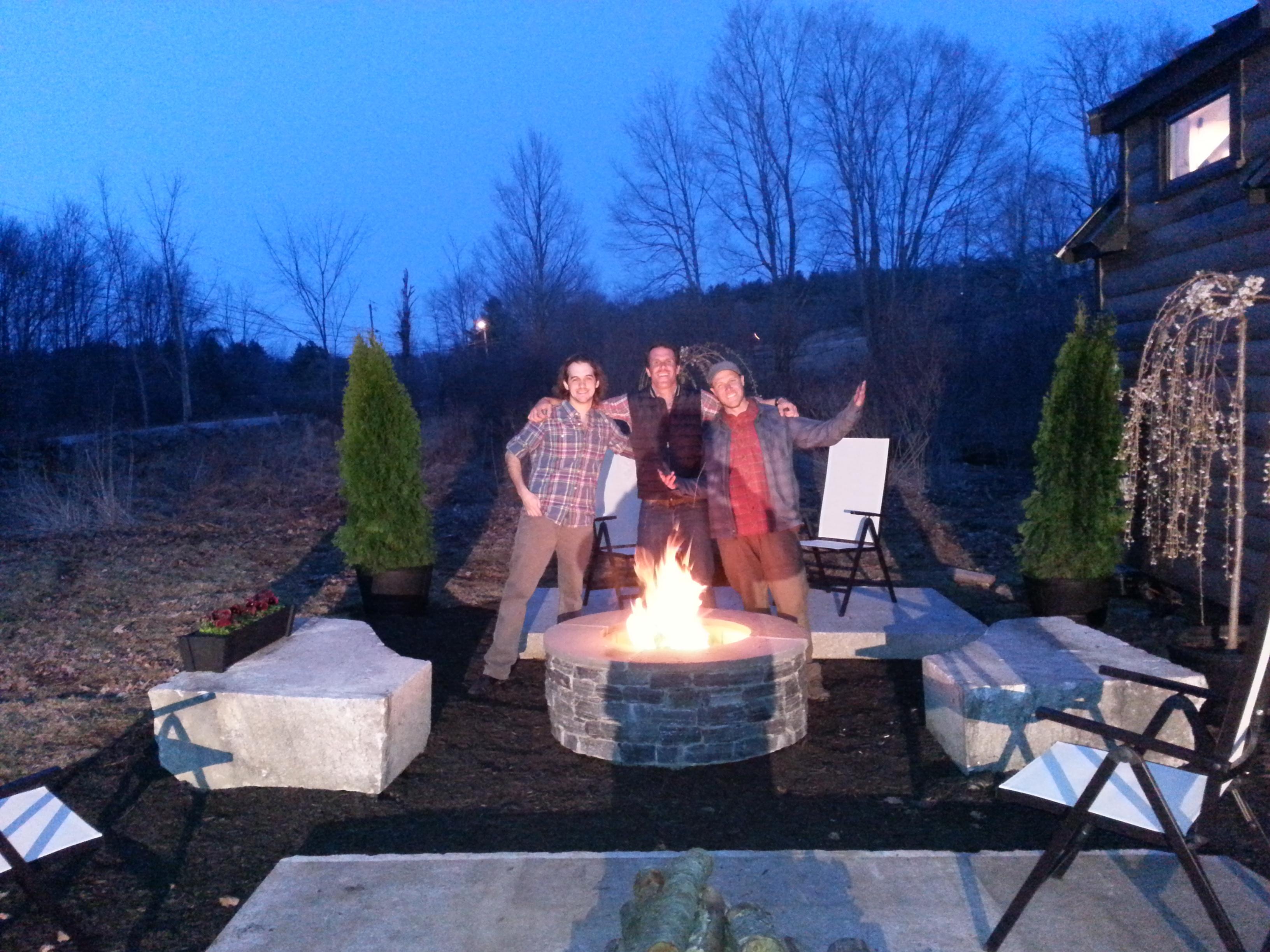 Francis, Pete & Zack