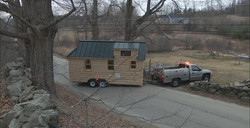 Tiny House Nation Filming