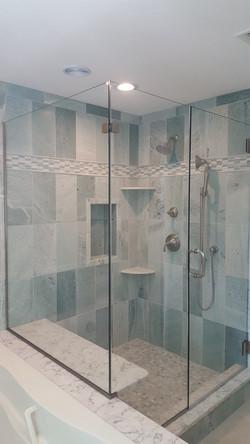 Custom Tile and Glass