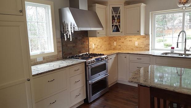 Harris Construction Inc Kitchen Renovation