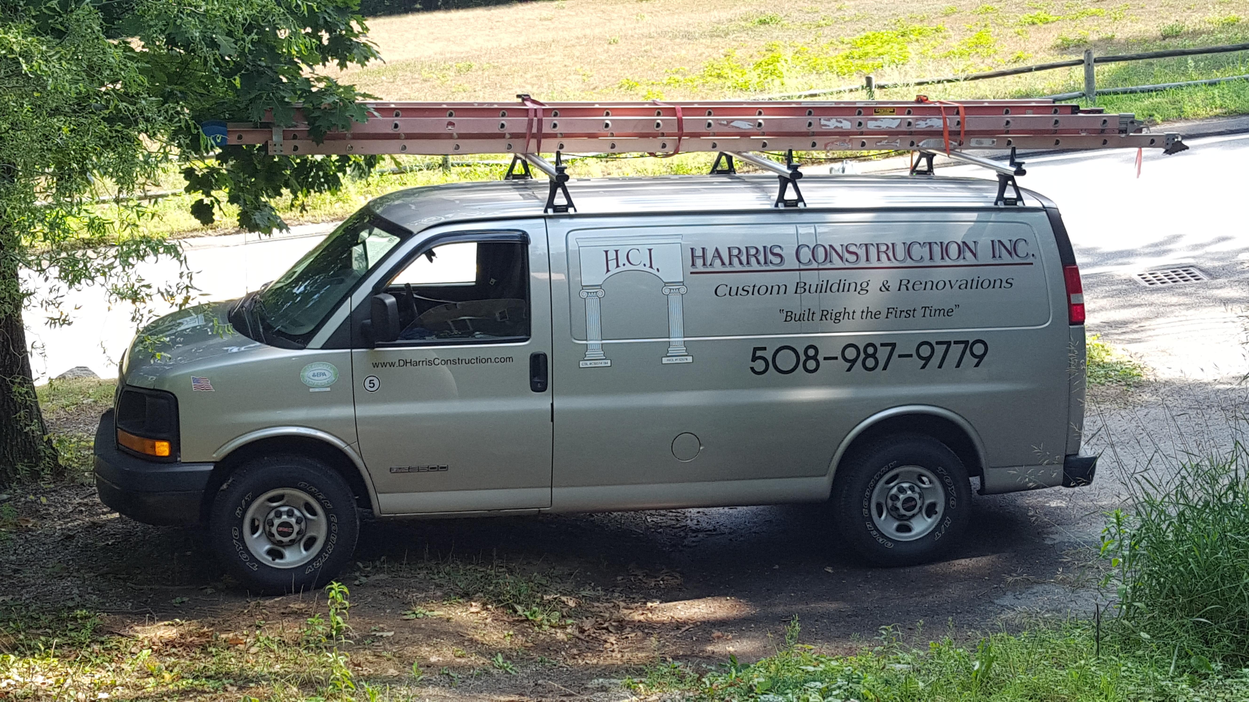 Harris Construction Inc - Van