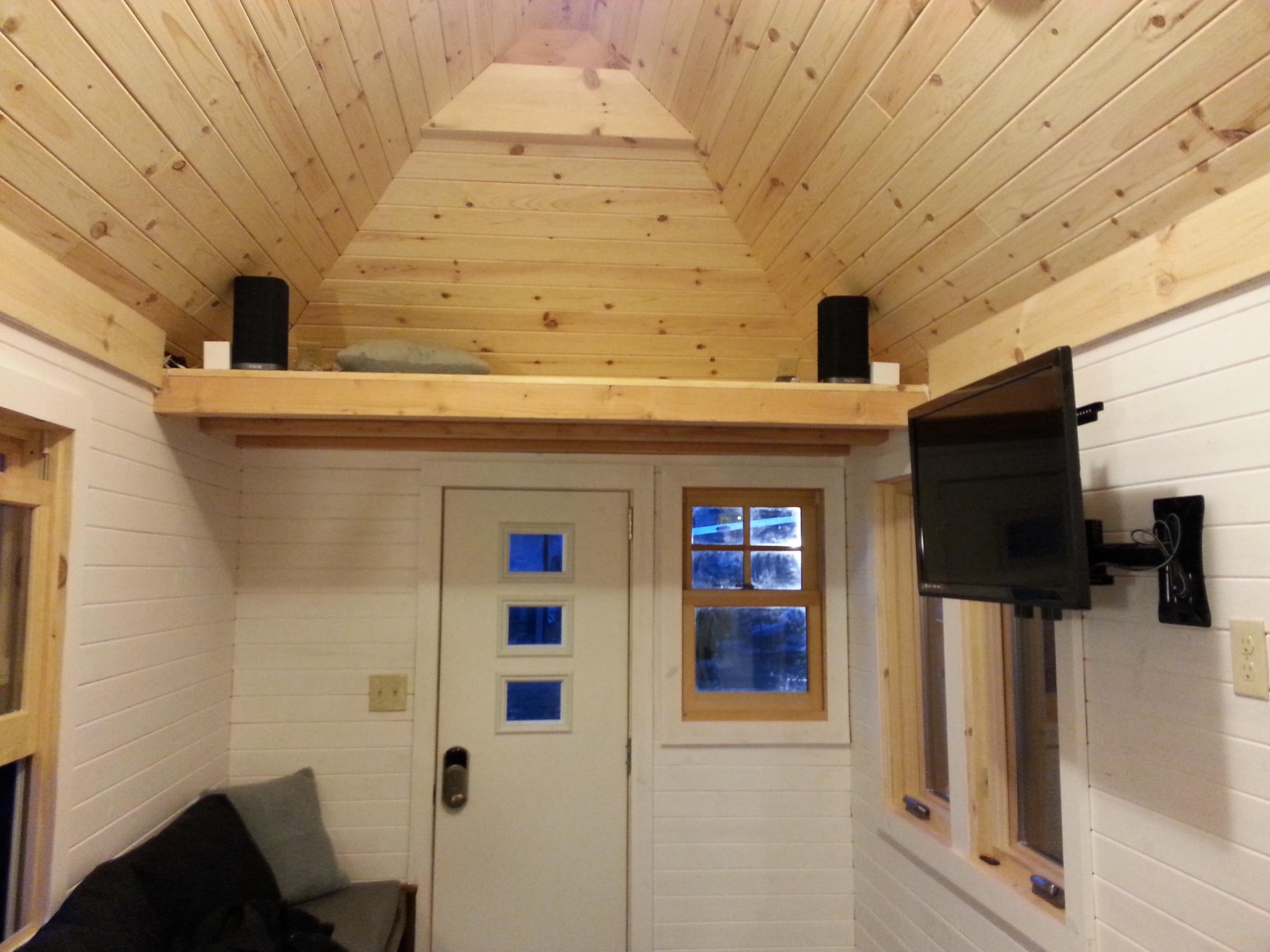 Front Storage Loft