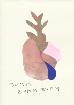 bumm Collage