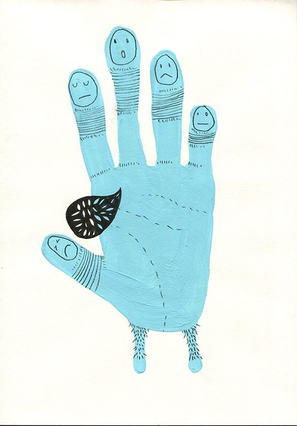 thinking Hand