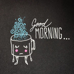 #goodmorning #coffeeaddict #illustrationoftheday #doodling #drawing #kimsenta
