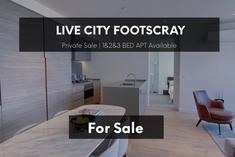 LIVE CITY FOOTSCRAY