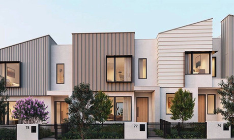 MINTA TOWNHOUSE- Berwick postcode with affordable price