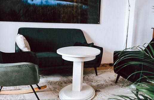 Psychotherapieraum Praxis sinn-IG Graz