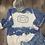 Thumbnail: Lashed Out Blue Sweatshirt