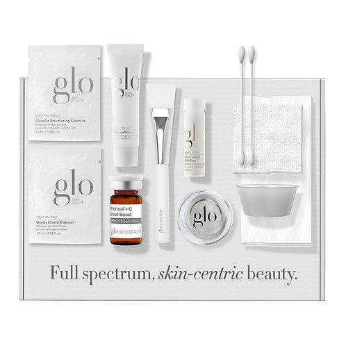 Glo Skin Beauty Retinol + C Peel In A Box