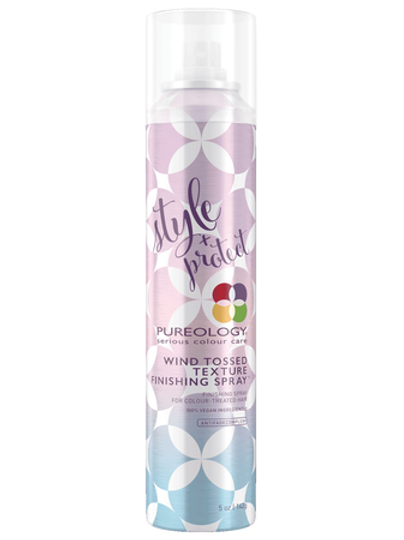 WIND-TOSSED TEXTURE FINISHING SPRAY