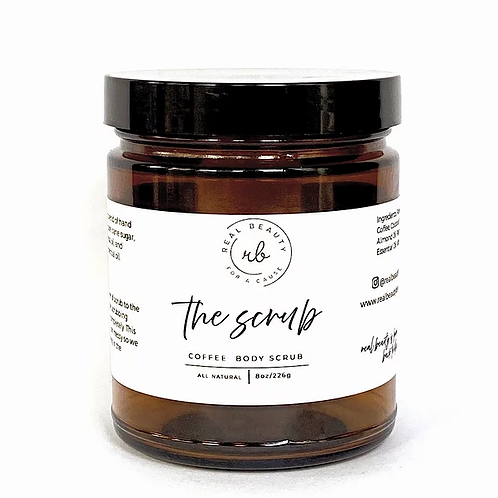 The Scrub Coffee Scrub 8 oz