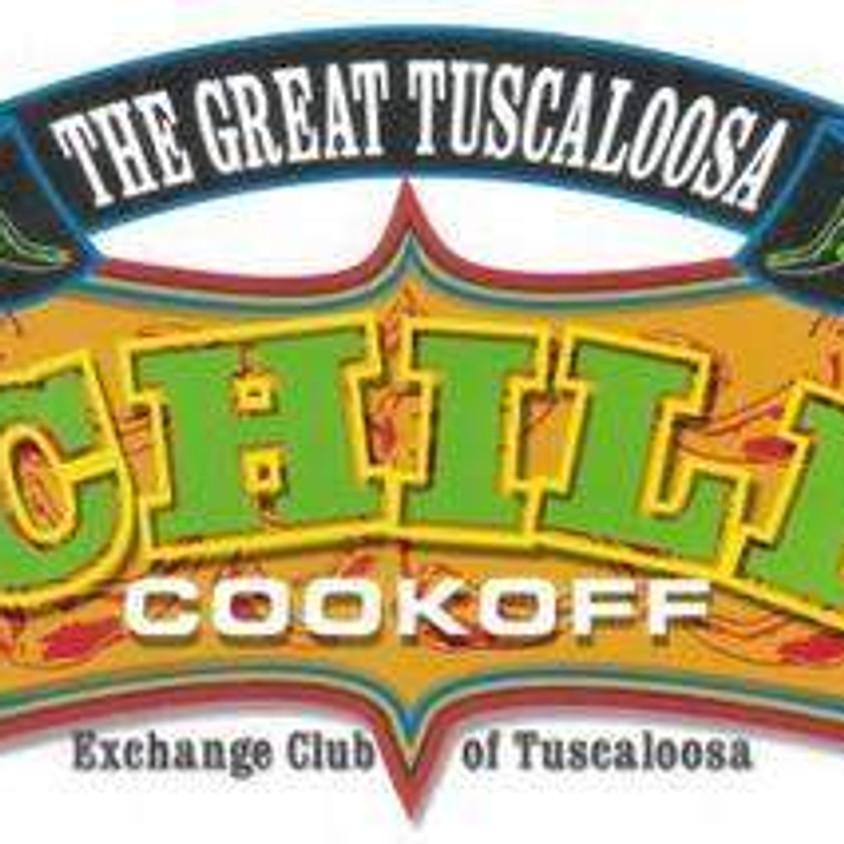 The Great Tuscaloosa Chili Cookoff