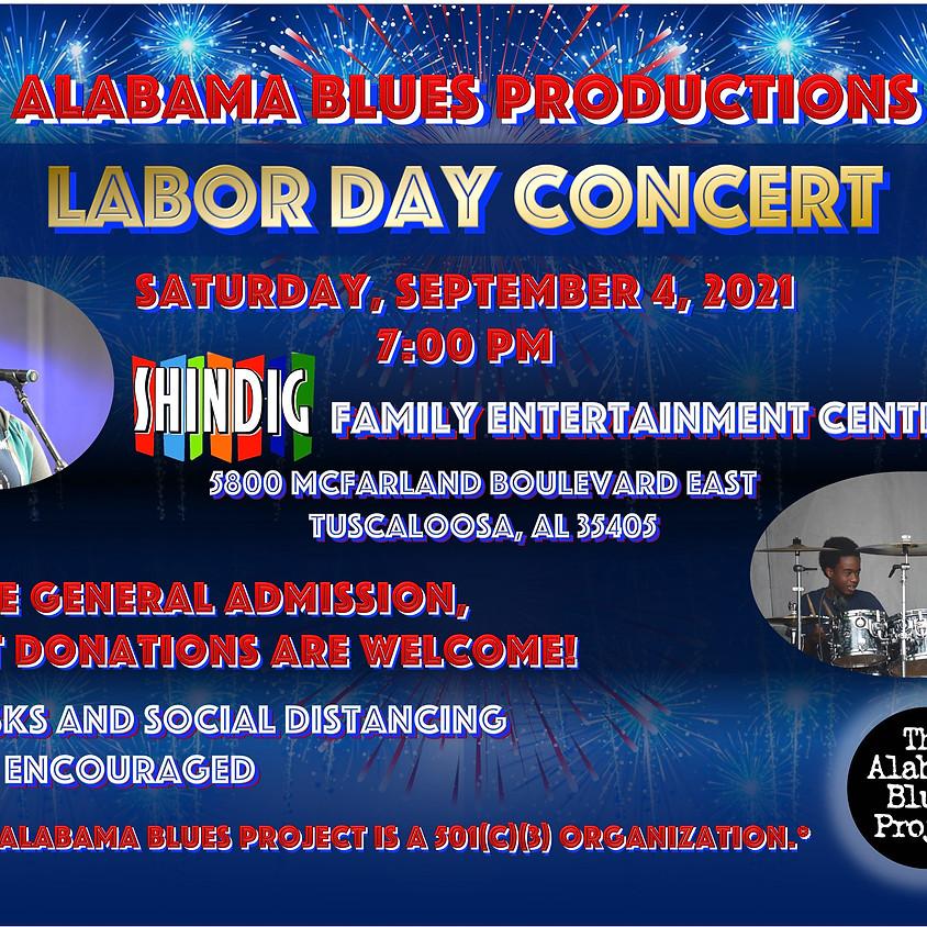 Alabama Blues Productions at Shindig
