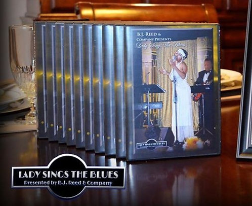 Lady Sings the Blues 2019 DVD Set