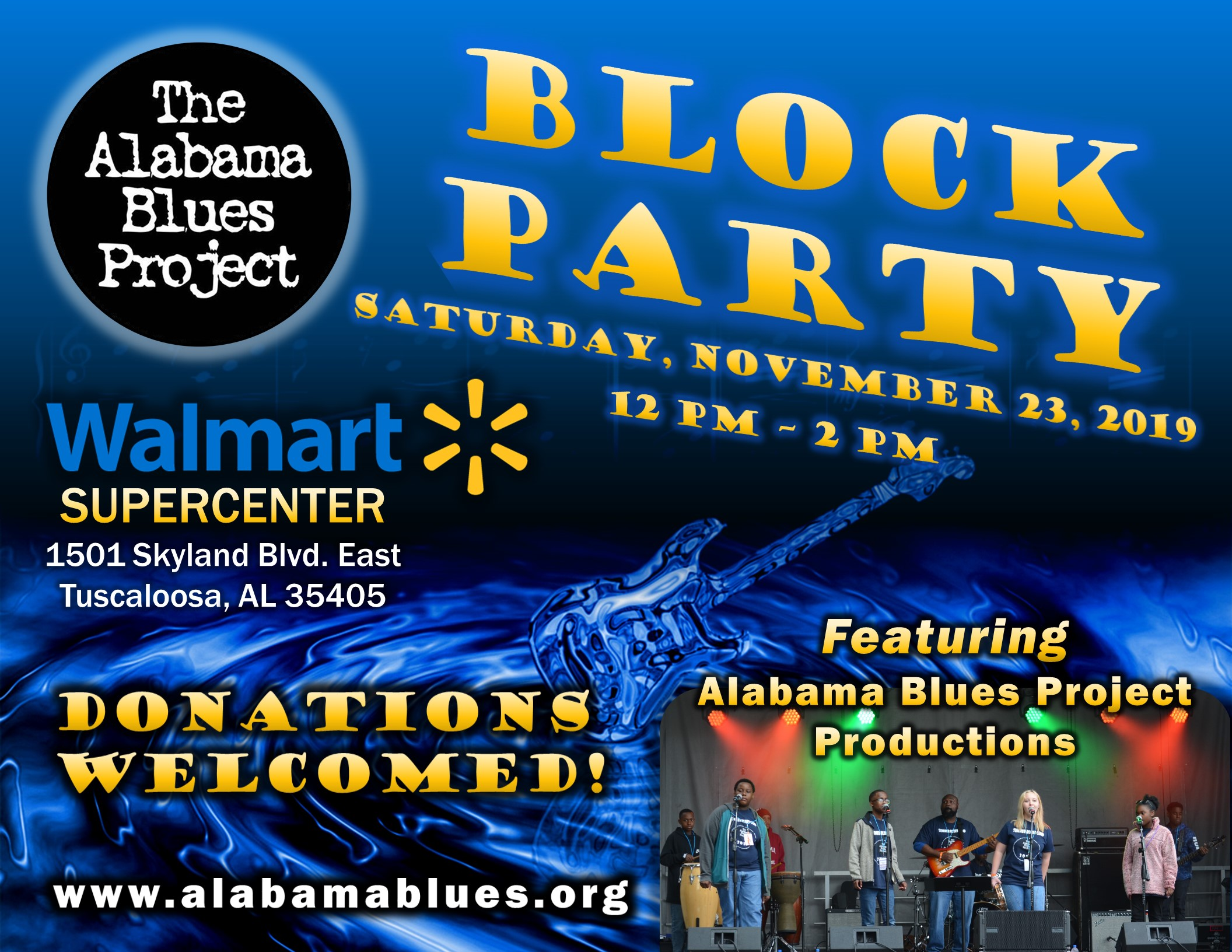 ABP Block Party!