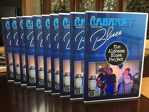 Evening of Art & Blues 2019 DVD Set