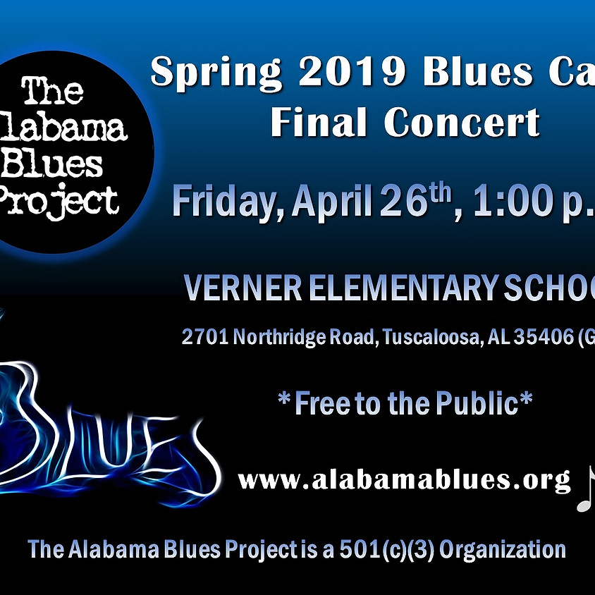 Spring Blues Camp Final Concert