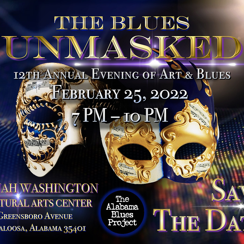 An Evening of Art & Blues:  The Blues Unmasked