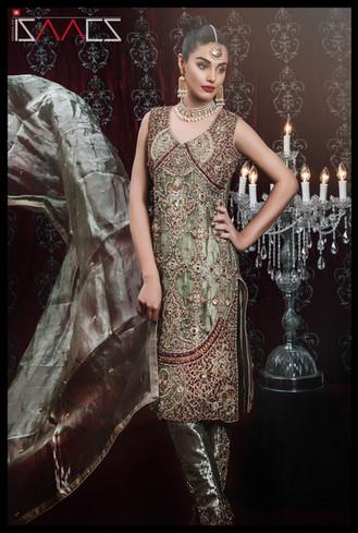 Regal pakistani wedding dresses