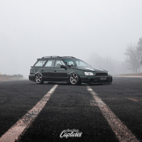 Connor's Bagged  Wagon