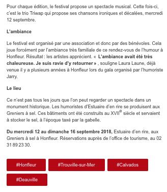 19 - Ouest-France - 11 septembre 2018 -