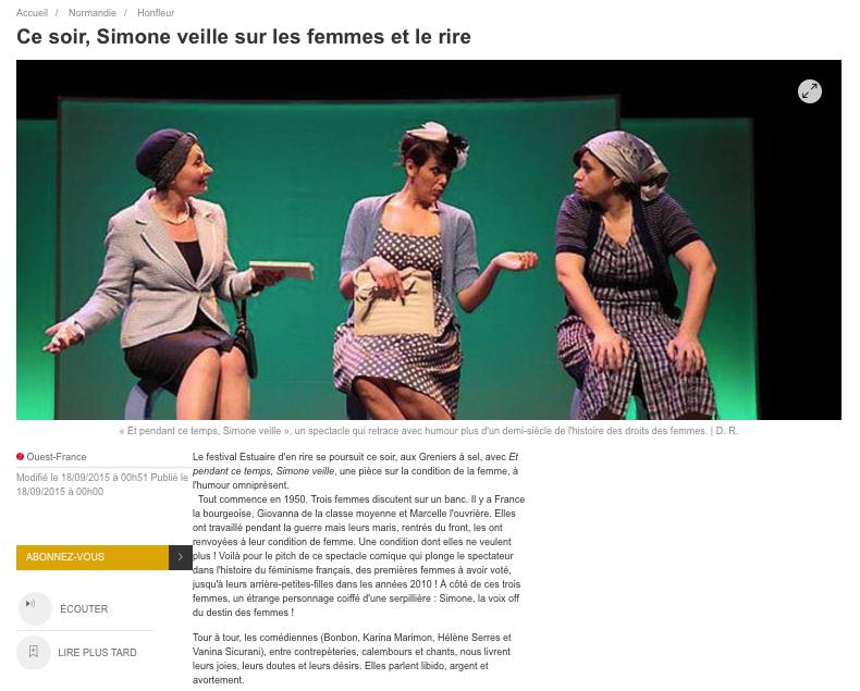 Ouest-France - 18 septembre 2015 - 01.pn