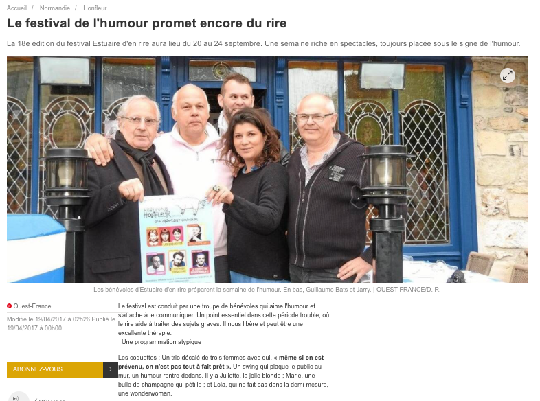 11 - Ouest-France - 19 avril 2017 - 01.p