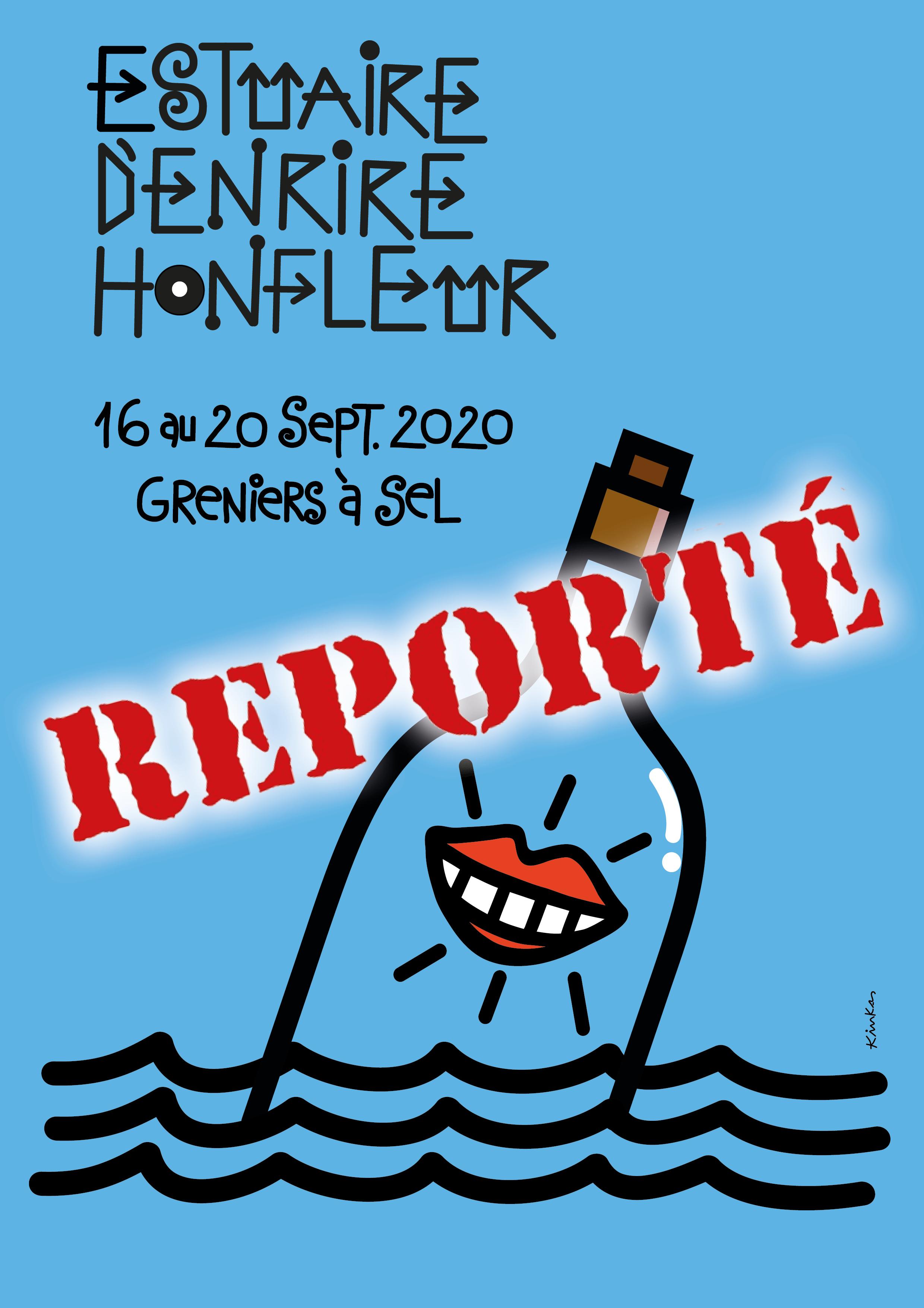Affiche Reporté