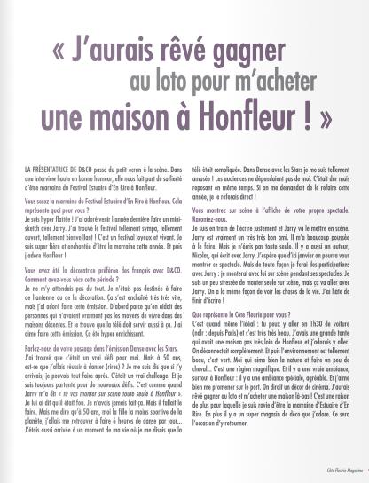 05 - Côte Fleurie Magazine - Eté 2017 -