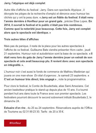 14 - Ouest-France - 05 septembre 2017 -