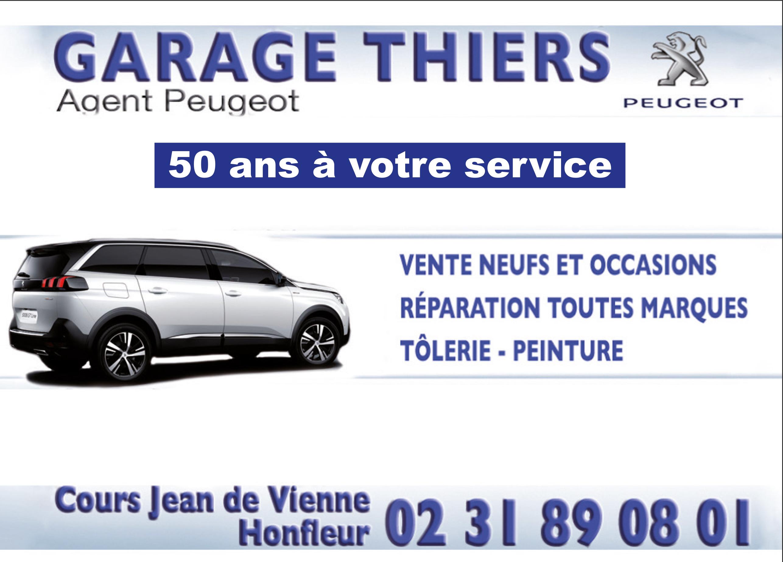 43 - Garage Thiers