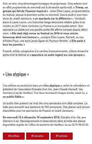 17 - Ouest-France - 11 septembre 2018 -