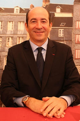 Michel Lamarre - Maire de Honfeur