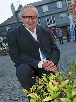 Jean-Claude Herrault - Président du Festival