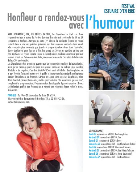 Côte Fleurie Magazine - Eté 2013.png
