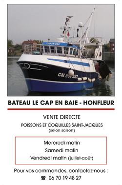 11 - Bateau le Cap en Baie