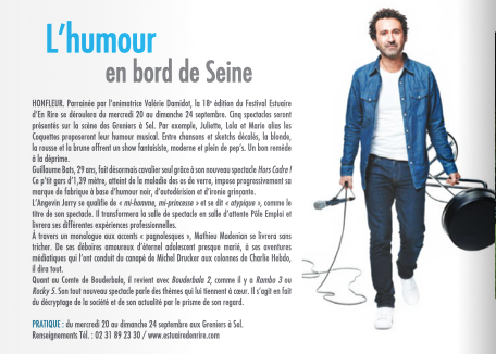 01 - Côte Fleurie Magazine - Eté 2017 -