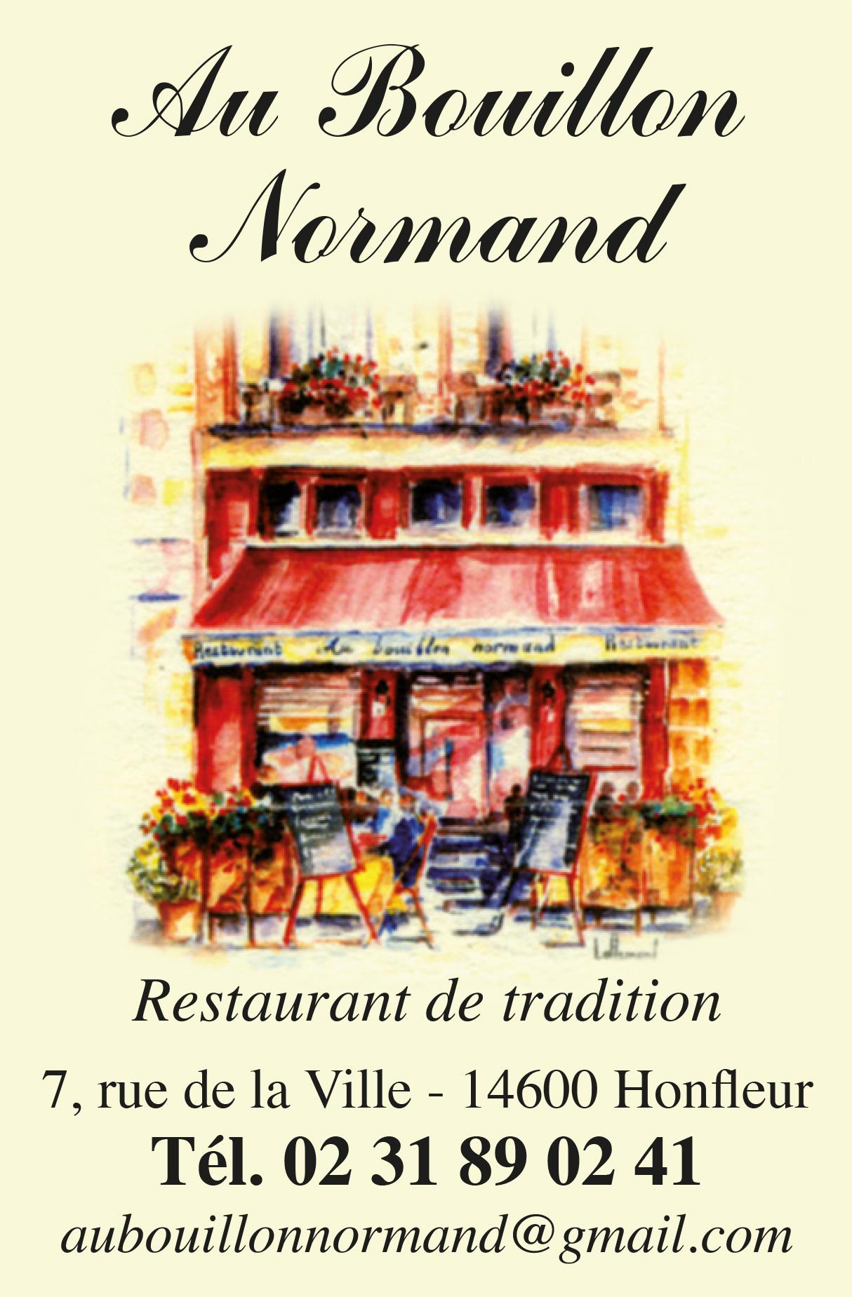 37 - Au Bouillon Normand