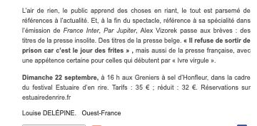 18 - Ouest-France - 20 septembre 2019 -