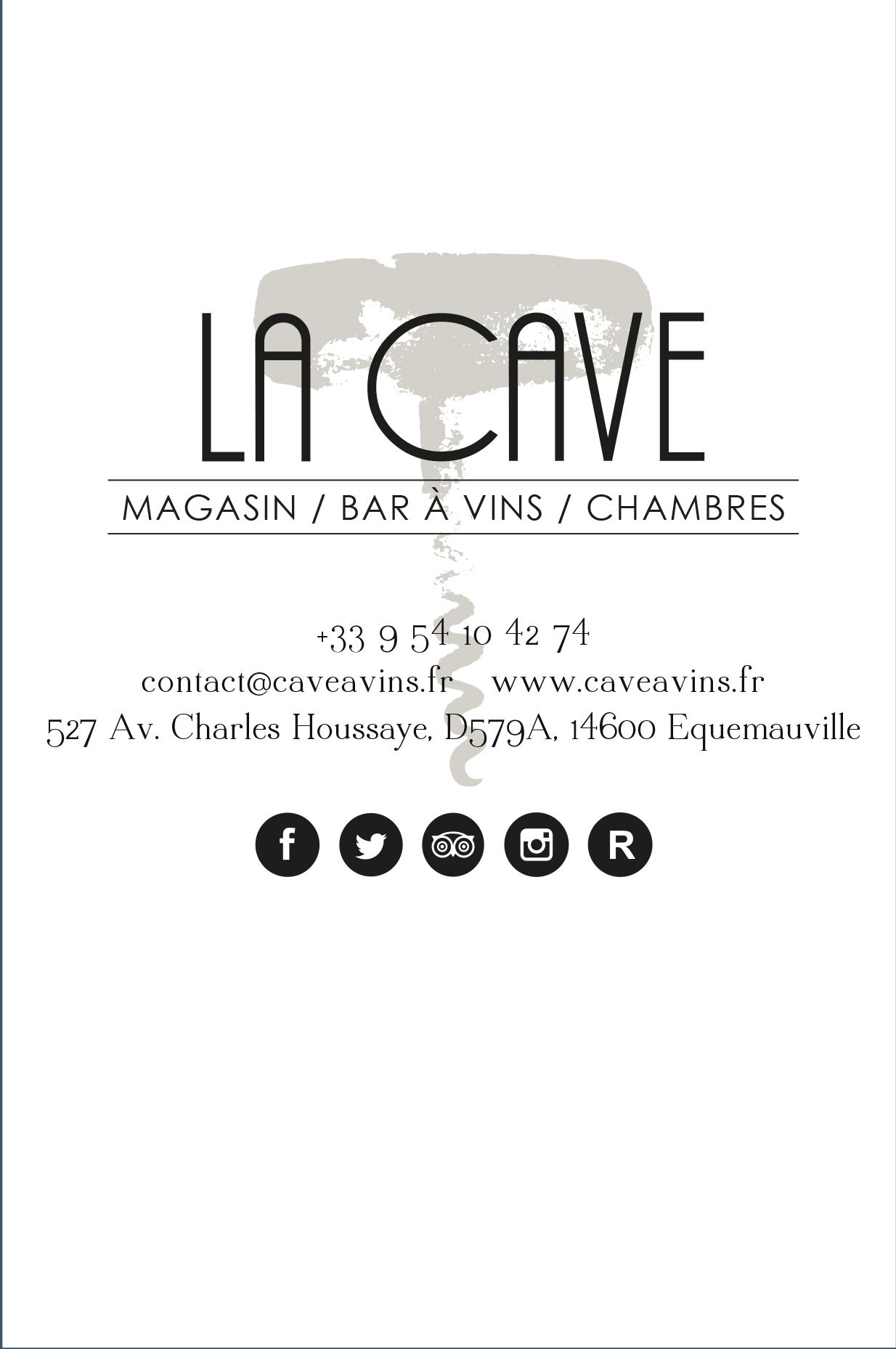52 - La Cave