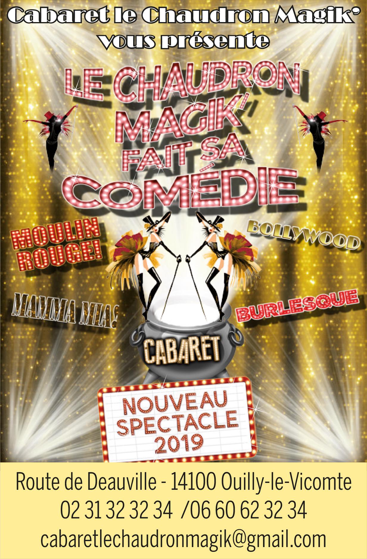 20 - Le Chaudron Magik'