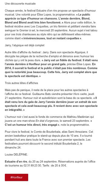 17 - Ouest-France - 06 septembre 2017 -