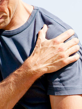 Πόνος στον ώμο