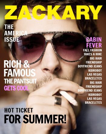 Men's Magazine