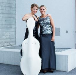 Anna Brunner & Cécile Grüebler